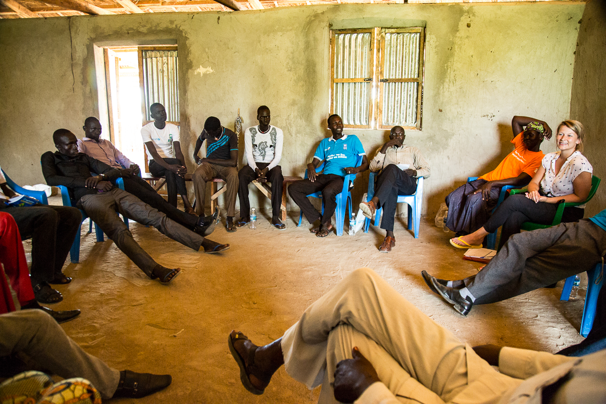 CMI supports peace efforts in South Sudan.